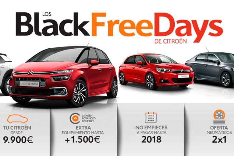 ¡Avanzaros al Black Friday con Interfren!