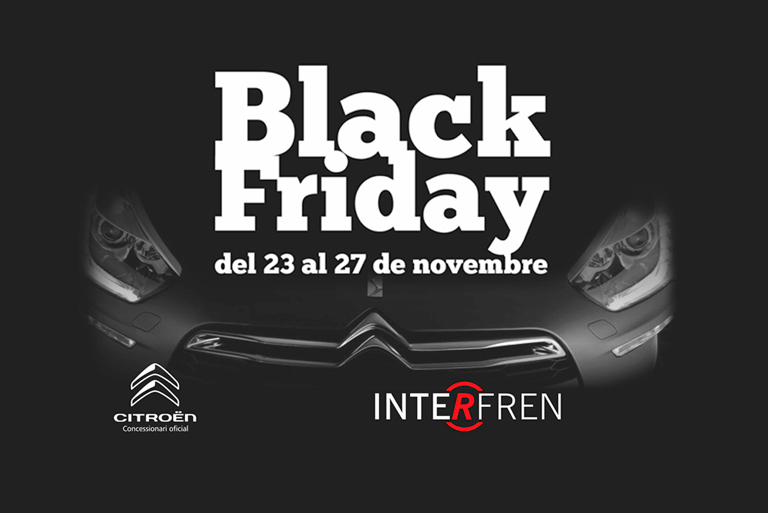 Celebrem un Black Friday de primera!