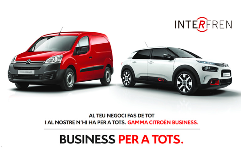 No et regalarem el teu vehicle d'empresa, però quasi...