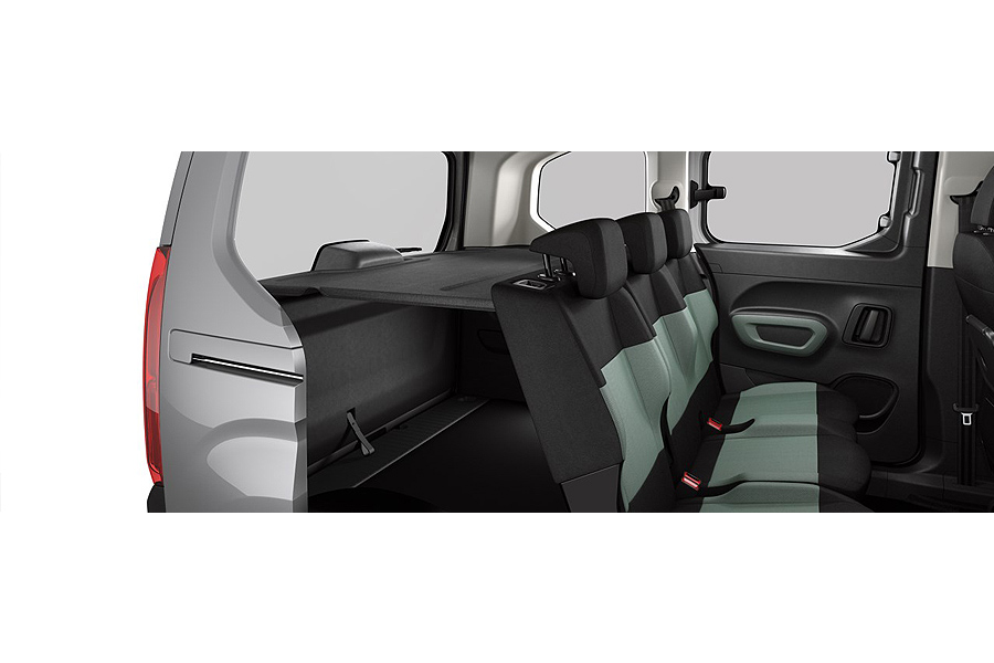 Berlingo Talla M BlueHDi 100 S-S 6v Feel