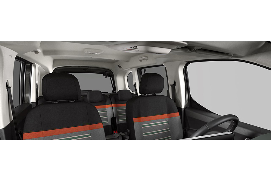Berlingo Talla M BlueHDi 100 S-S Shine